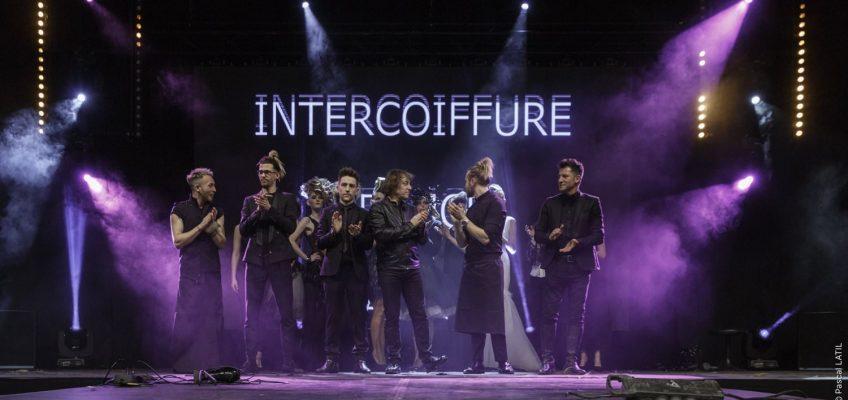 Show Intercoiffure France au Beauté Sélection de Nantes