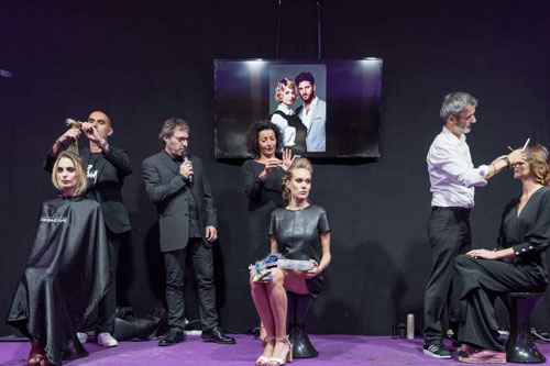 Intercoiffure France Workshow