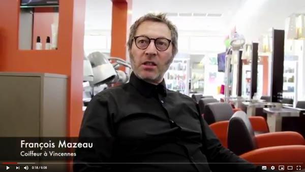 Interview par le site Vincennes TV
