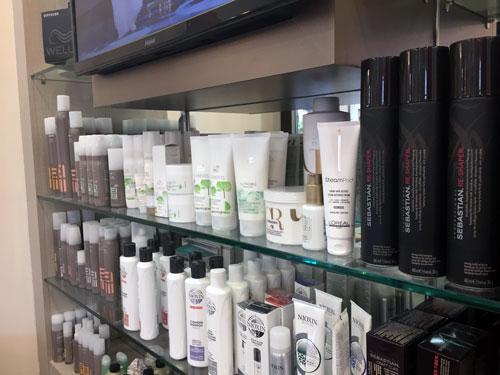 Produits de coiffure professionnels - Vincennes
