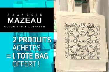 1 Tote bag offert pour 2 produits achetés*!