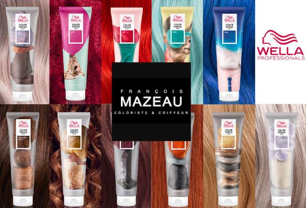 Masque Color Fresh : la gamme   est enfin disponible !