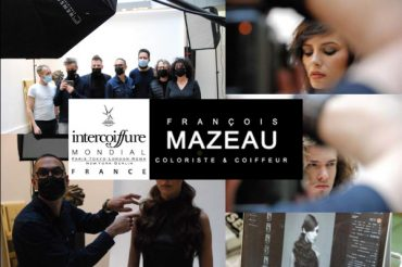 Shooting Intercoiffure France 2021 : le making off  !